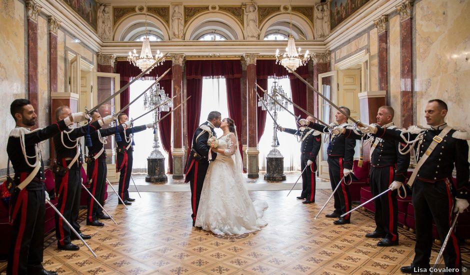 Il matrimonio di Fabio e Claudia a Trieste, Trieste