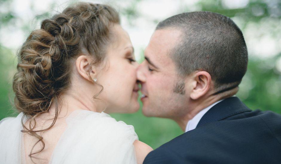 Il matrimonio di Enrico e Roberta a Clivio, Varese