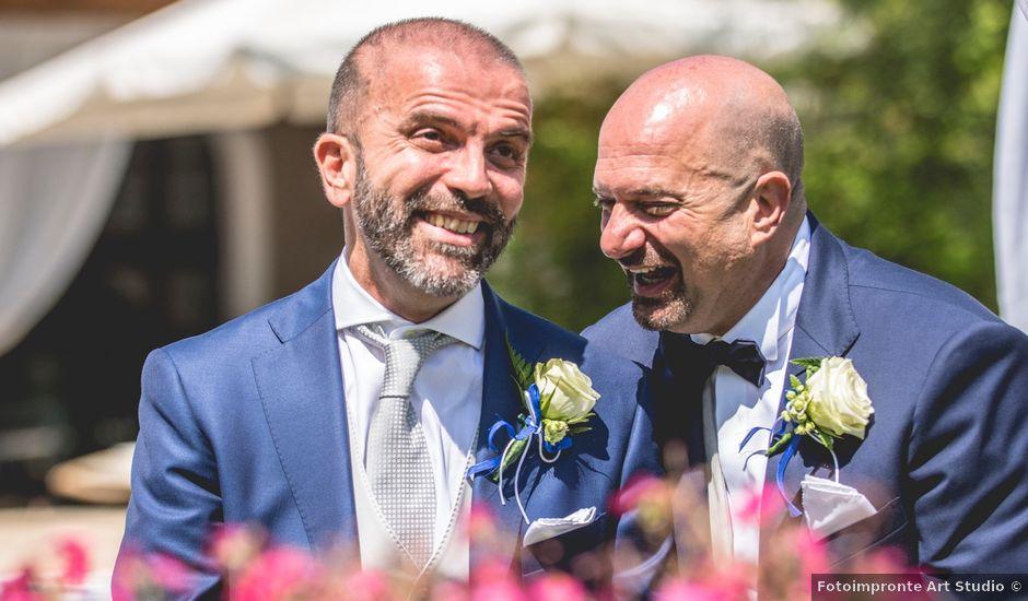 Il matrimonio di Michele e Vincenzo a Fiumicello, Udine