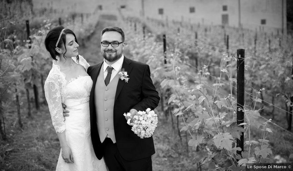 Il matrimonio di Francesco e Sabrina a Mortara, Pavia