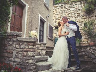 Le nozze di Luvi e Guido