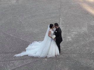 Le nozze di Vincenzo e Alessia