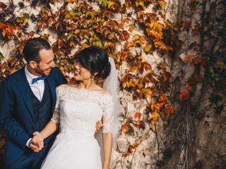 Le nozze di Haruka e Salvatore