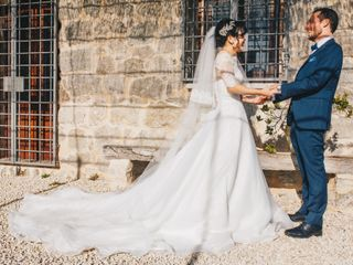 Le nozze di Haruka e Salvatore 2