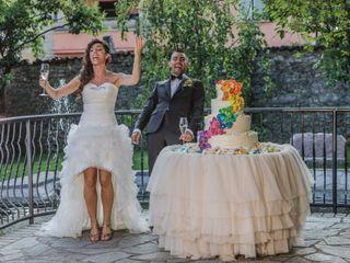Le nozze di Roberta e Gabriele