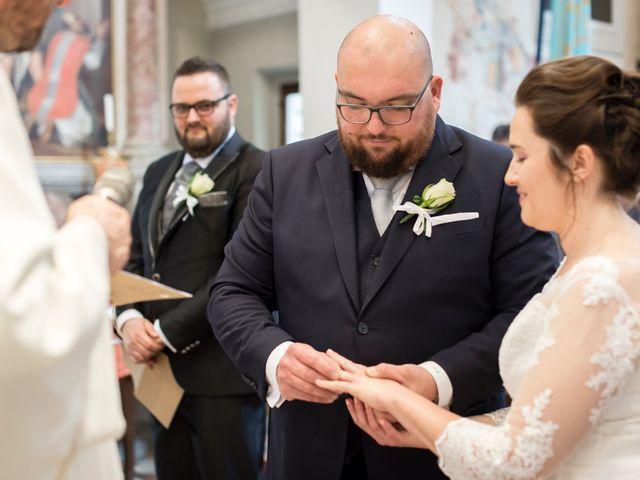 Il matrimonio di Luca e Martina a Ruda, Udine 11
