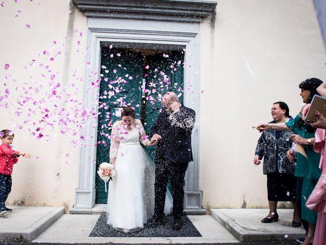 Il matrimonio di Luca e Martina a Ruda, Udine 13