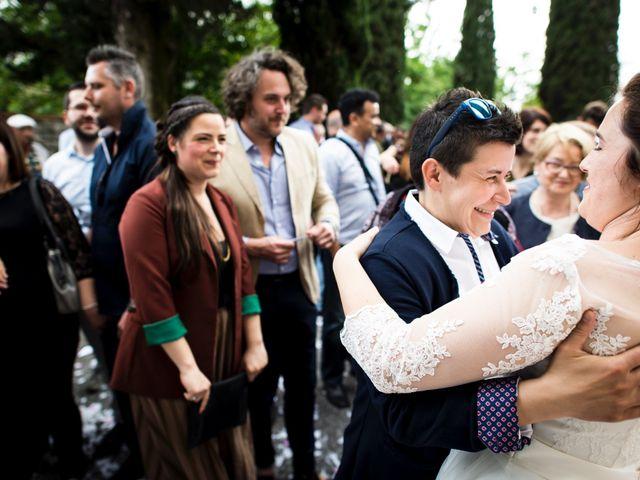 Il matrimonio di Luca e Martina a Ruda, Udine 12