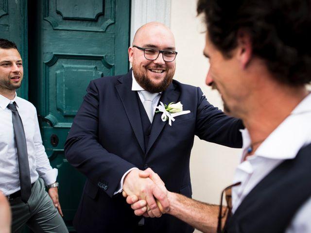Il matrimonio di Luca e Martina a Ruda, Udine 21