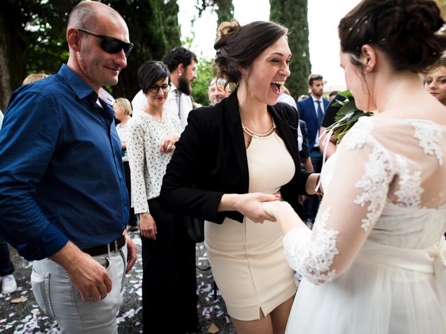 Il matrimonio di Luca e Martina a Ruda, Udine 20