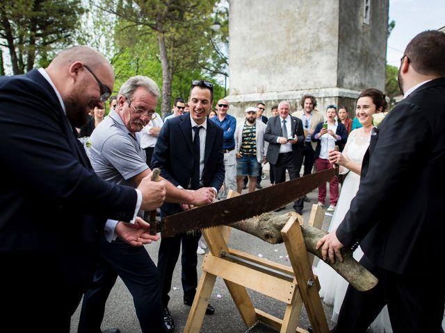 Il matrimonio di Luca e Martina a Ruda, Udine 19