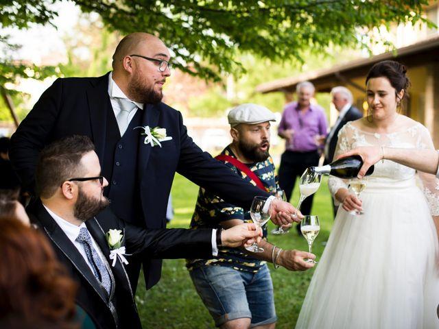 Il matrimonio di Luca e Martina a Ruda, Udine 18