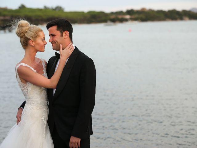 Le nozze di Michael e Stacey