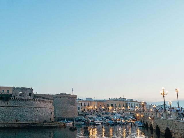 Il matrimonio di Michele e Valentina a Gallipoli, Lecce 2