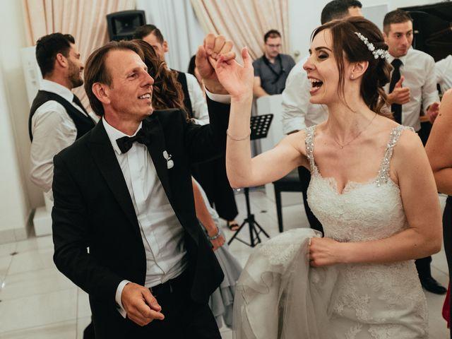 Il matrimonio di Michele e Valentina a Gallipoli, Lecce 17