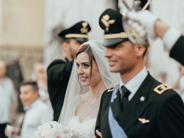 Il matrimonio di Michele e Valentina a Gallipoli, Lecce 82