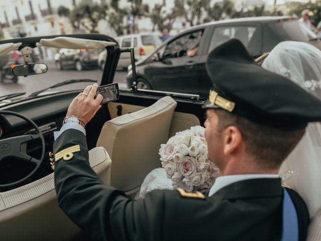 Il matrimonio di Michele e Valentina a Gallipoli, Lecce 92