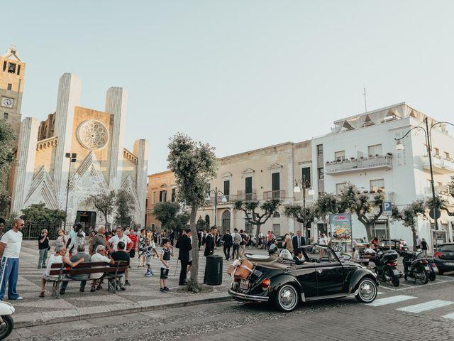 Il matrimonio di Michele e Valentina a Gallipoli, Lecce 94