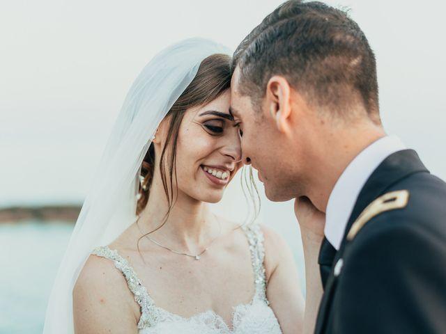 Il matrimonio di Michele e Valentina a Gallipoli, Lecce 98