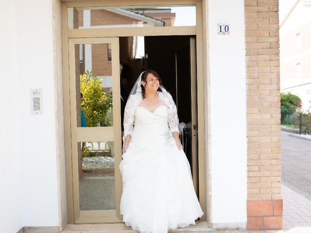 Il matrimonio di Fabrizio  e Elisa  a Senigallia, Ancona 9