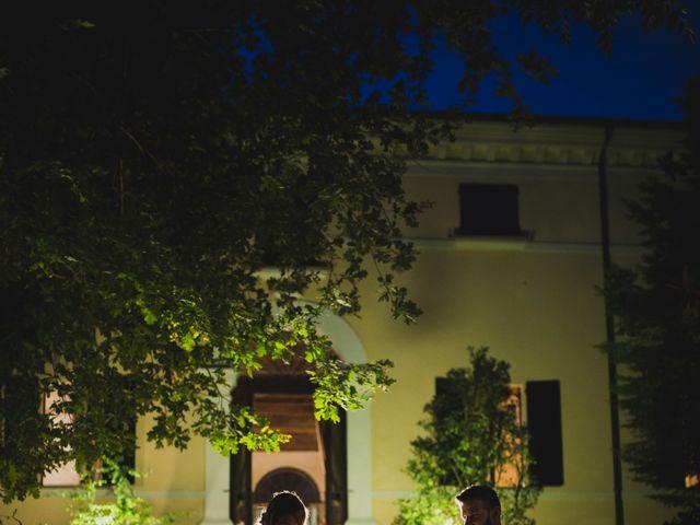 Il matrimonio di Matteo e Caterina a Comacchio, Ferrara 36