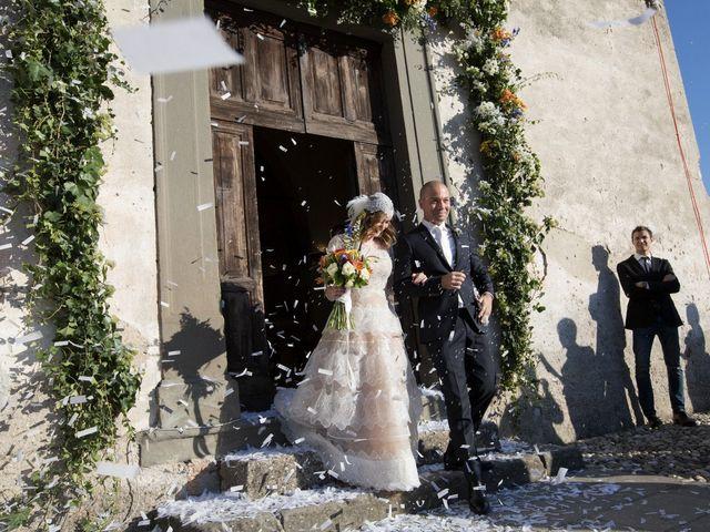 le nozze di Alice e Giancarlo