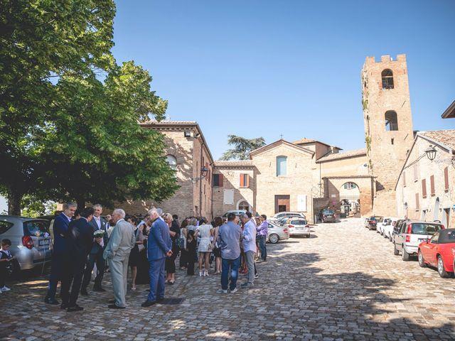 Il matrimonio di Raffaele e Chiara a Longiano, Forlì-Cesena 29