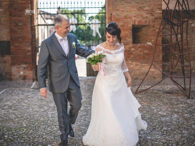 Il matrimonio di Raffaele e Chiara a Longiano, Forlì-Cesena 32