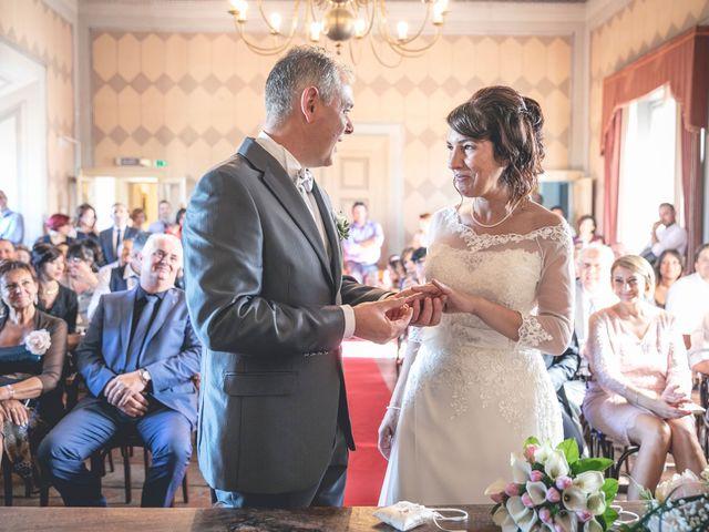 Il matrimonio di Raffaele e Chiara a Longiano, Forlì-Cesena 33
