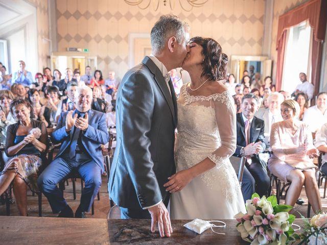 Il matrimonio di Raffaele e Chiara a Longiano, Forlì-Cesena 34