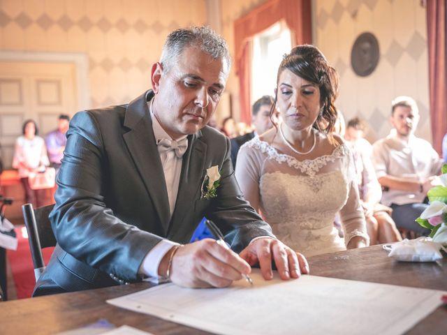 Il matrimonio di Raffaele e Chiara a Longiano, Forlì-Cesena 35