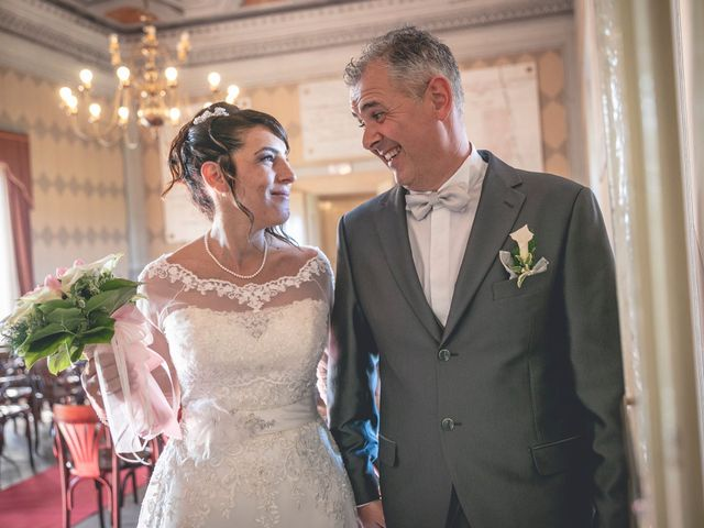 Il matrimonio di Raffaele e Chiara a Longiano, Forlì-Cesena 37