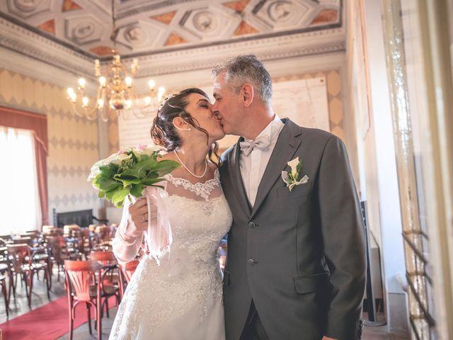 Il matrimonio di Raffaele e Chiara a Longiano, Forlì-Cesena 38