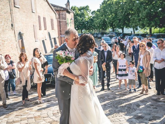 Il matrimonio di Raffaele e Chiara a Longiano, Forlì-Cesena 40