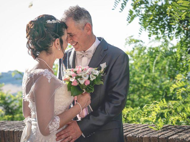 Il matrimonio di Raffaele e Chiara a Longiano, Forlì-Cesena 41