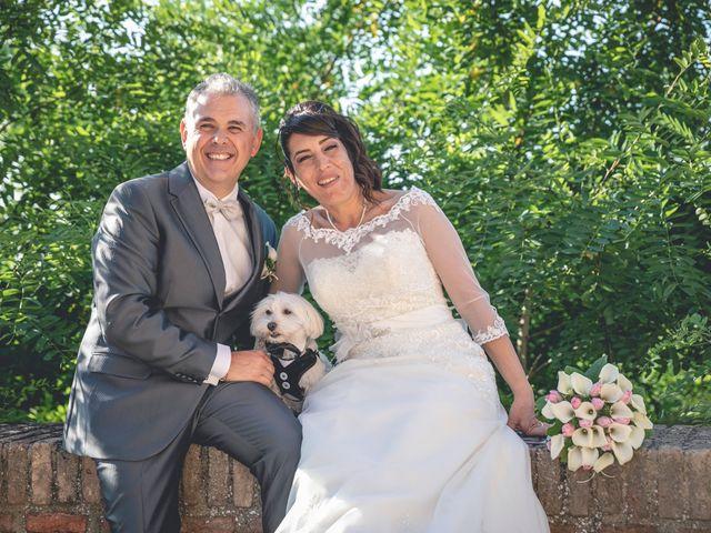 Il matrimonio di Raffaele e Chiara a Longiano, Forlì-Cesena 42