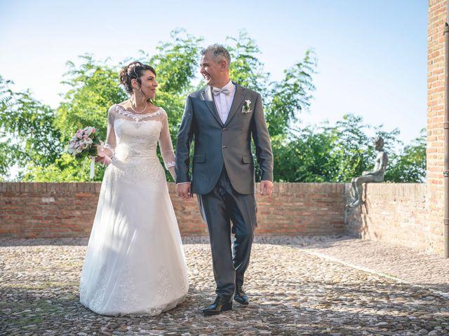 Il matrimonio di Raffaele e Chiara a Longiano, Forlì-Cesena 43