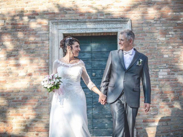 Il matrimonio di Raffaele e Chiara a Longiano, Forlì-Cesena 45