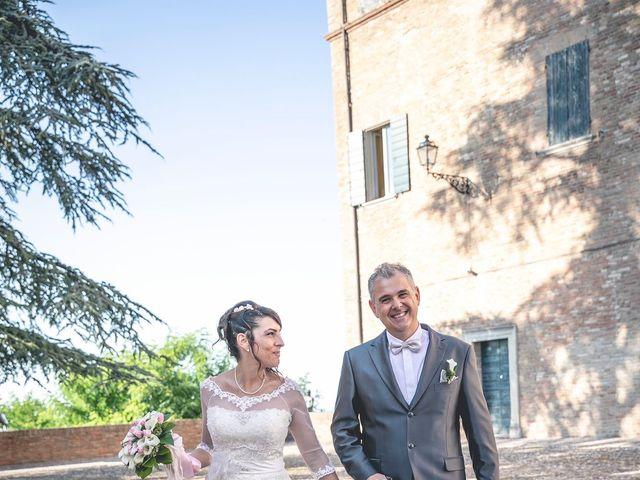 Il matrimonio di Raffaele e Chiara a Longiano, Forlì-Cesena 46