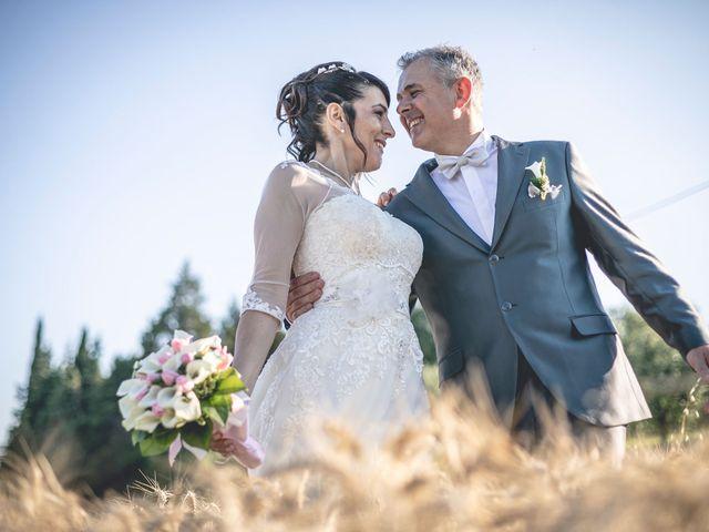 Il matrimonio di Raffaele e Chiara a Longiano, Forlì-Cesena 48