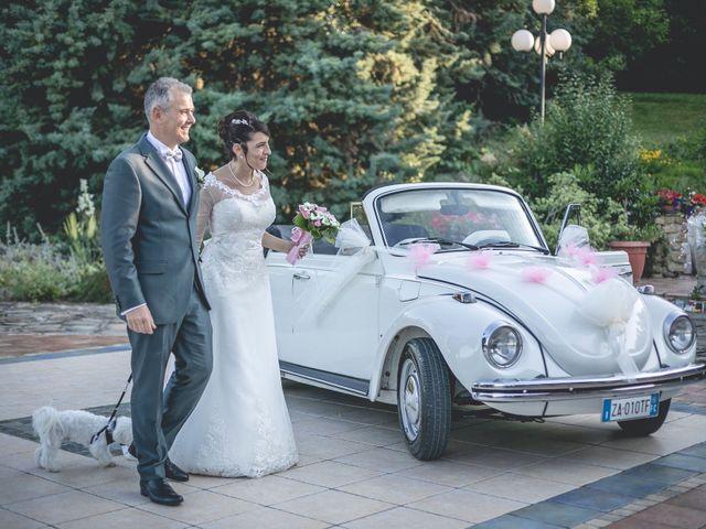 Il matrimonio di Raffaele e Chiara a Longiano, Forlì-Cesena 49