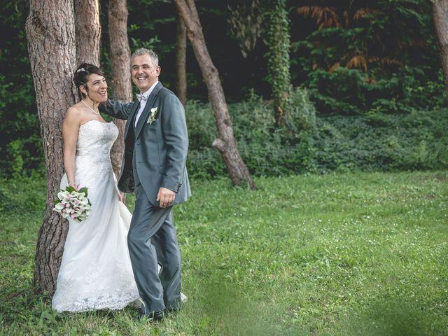 Il matrimonio di Raffaele e Chiara a Longiano, Forlì-Cesena 56