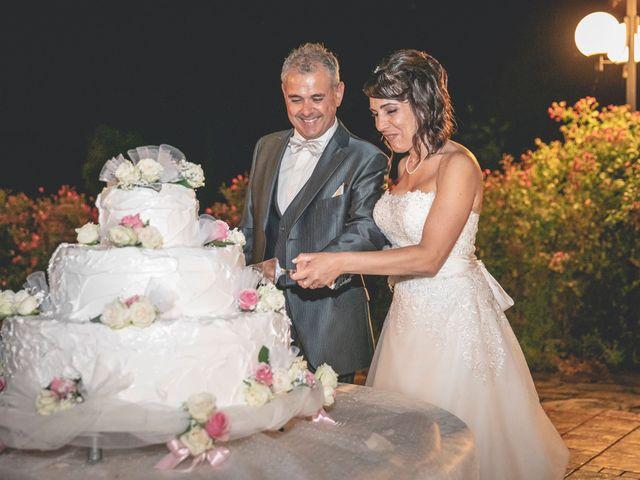 Il matrimonio di Raffaele e Chiara a Longiano, Forlì-Cesena 72