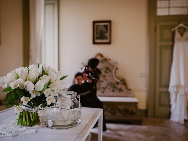 Il matrimonio di Mirko e Valeria a Trescore Balneario, Bergamo 18