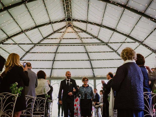 Il matrimonio di Mirko e Valeria a Trescore Balneario, Bergamo 24