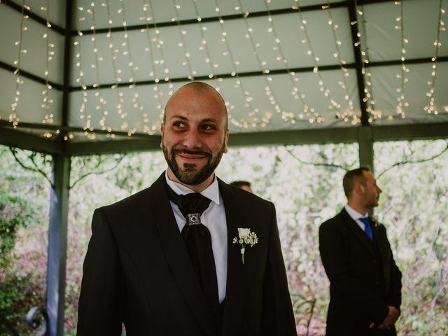 Il matrimonio di Mirko e Valeria a Trescore Balneario, Bergamo 27