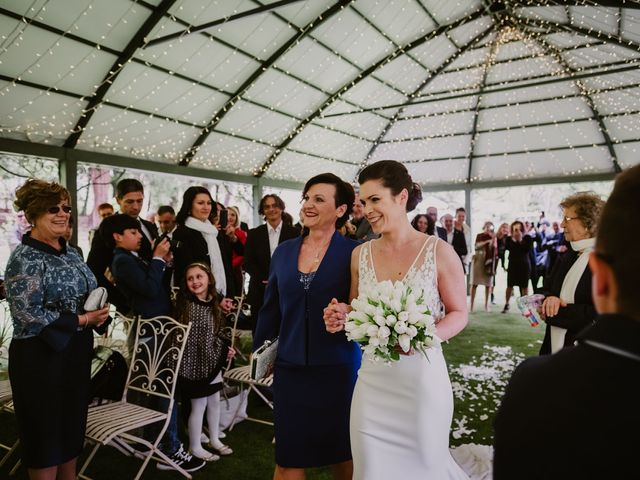 Il matrimonio di Mirko e Valeria a Trescore Balneario, Bergamo 28