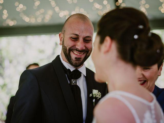 Il matrimonio di Mirko e Valeria a Trescore Balneario, Bergamo 29