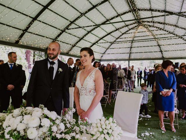 Il matrimonio di Mirko e Valeria a Trescore Balneario, Bergamo 31