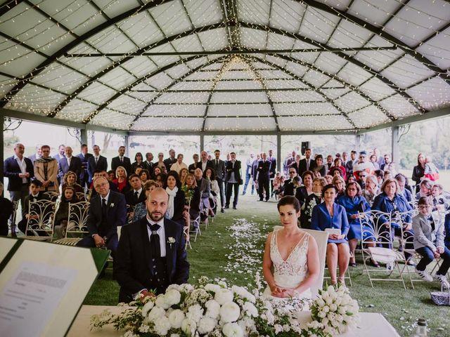 Il matrimonio di Mirko e Valeria a Trescore Balneario, Bergamo 32
